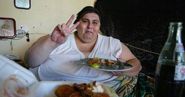 بالصور.. وفاة أثقل رجل فى العالم وزنه 867 باوند
