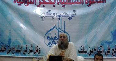الشيخ ياسر برهامى نائب رئيس الدعوة السلفية