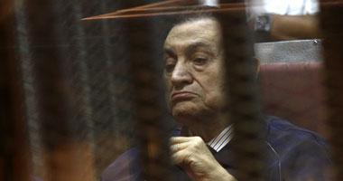 ترقبوا أولى حلقات قصة حياة مبارك الأحد .. ماذا قال فى ليلة التنحى ؟