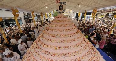 كعكة مكونة من 850 طابقاً فقط..!! S6200815185058