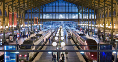 عمال السكك الحديد فى فرنسا يشنون إضرابا مفاجئا لانعدام وسائل الأمان
