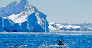 إدارة الغلاف الجوى الأمريكية: ارتفاع قياسى بدرجات الحرارة فى القطب الشمالى