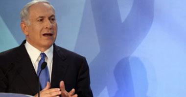 نتانياهو يشيد بالجهود المصرية المبذولة فى صفقة تبادل ال