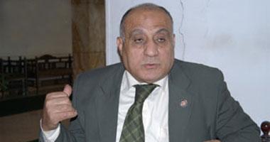استمرار اعتصام نقيب البيطريين رغم تعيين نائب وزير للطب البيطرى