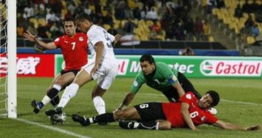 مصر تخسر من أمريكا بثلاثية وتودع القارات S6200921222539