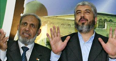 """مكتب محمود الزهار  يتهم """"فتح"""" بتزوير وثيقة استقالته من مكتب حماس السياسى"""