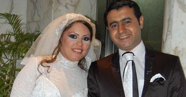زفاف وليد جلال ونهى مسعود