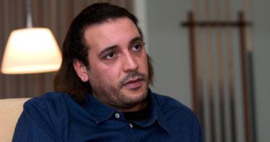 محامى السابق لنجل معمر القذافى: قد يتم الأفراج عنه من سجنه فى لبنان قريبا