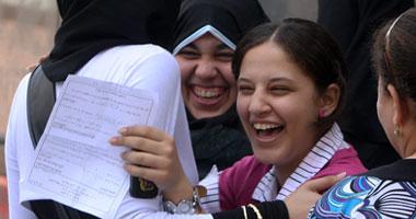 """""""اليوم السابع"""" يبث نتائج الثانوية حصرياً ومجاناً للطلاب قبل الجميع"""
