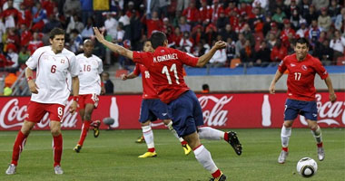 سويسرا تعلن القائمة النهائية لكأس العالم