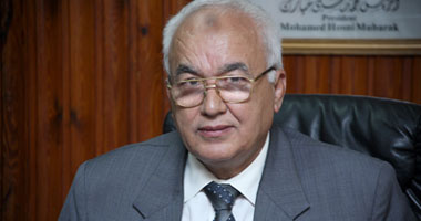عبدالله الحسينى رئيس جامعة الأزهر
