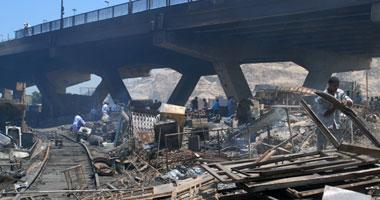 انهيار جسر – صورة أرشيفية