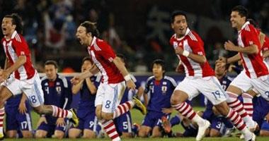 بالفيديو.. باراجواى تهزم اليابان 5/3 بركلات الترجيح S6201029202030