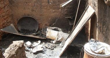 السيطرة على حريق شب بشقة مغلقة فى السنبلاوين بالدقهلية