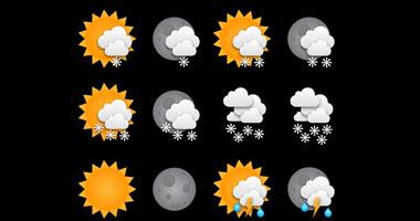 الأرصاد: اضطراب فى الأحوال الجوية الأربعاء وانخفاض الحرارة 8 درجات