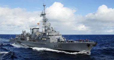 سفينة تابعة للبحرية الفرنسية