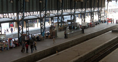 محطة سكة حديد مصر – أرشيفية