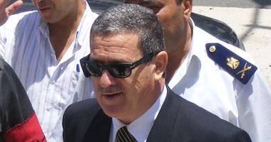 اللواء عابدين يوسف مدير أمن الجيزة