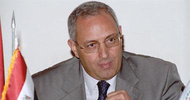 وزير التربية والتعليم د. أحمد جمال الدين موسى