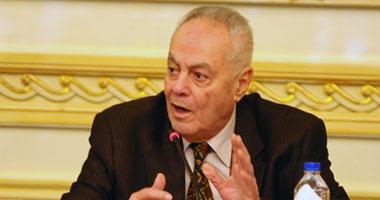 نائب رئيس مجلس الوزراء الدكتور يحيى الجمل