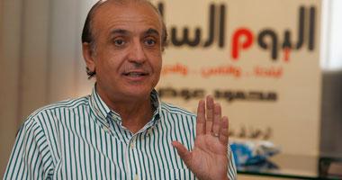 أسامة خليل نجم الإسماعيلى يطالب بمشروع قانون لمكافحة شغب الجماهير