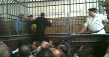 جنايات الإسكندرية تقضى مجددا بالسجن 10 سنوات لأمريكية ذبحت طفلها