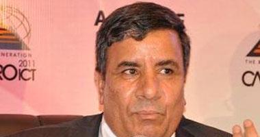 المهندس محمد عبد الرحيم الرئيس التنفيذى للشركة المصرية للاتصالات