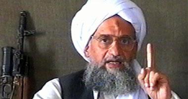 زعيم القاعدة أيمن الظواهرى