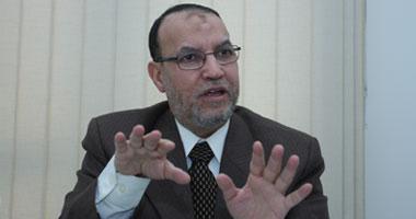 الدكتور عصام العريان القيادى بجماعة الإخوان