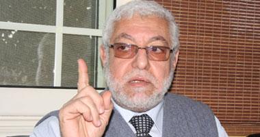 الدكتور محمود حسين - الأمين العام لجماعة الإخوان المسلمين