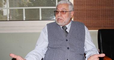 الدكتور محمود حسين الأمين العام لجماعة الإخوان المسلمين