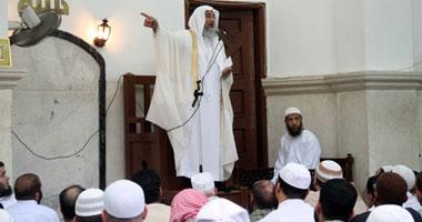 داعية سعودى بمسجد فى إمبابة: لا دولة إسلامية بمصر طالما بها راقصات
