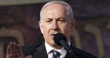 رئيس الوزراء الإسرائيلى بنيامين نتانياهو