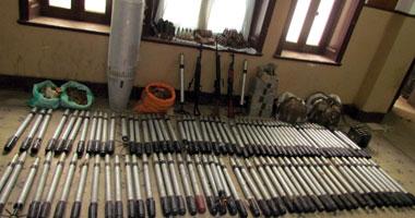 ضبط 2639 طلقة مدفعية عيار 14,5 مم S6201219173018
