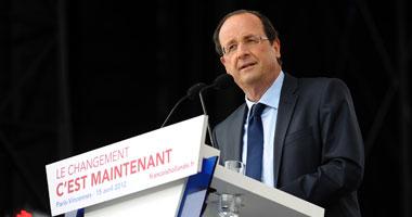 """الرئيس الفرنسى يعلن إنشاء 7 مراكز """"للتطوع فى الخدمة العسكرية"""""""