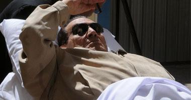 وفاة  حسنى مبارك