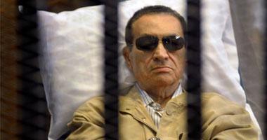 الرئيس المخلوع حسنى مبارك