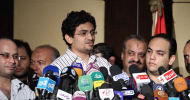 وائل غنيم يفضح يحيى حامد على قنوات الإخوان: ساب الشباب تتسوح وخد جنسية تركيا