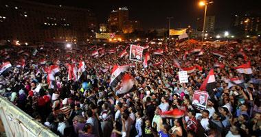 """الاعتداء على أعضائها.. """"مستمرون"""" تنسحب من ميدان التحرير S62012262418"""