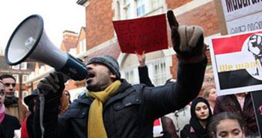 وقفه احتجاجية من المصريين فى لندن غدا احتجاحا على بيع تمثال فرعونى نادر