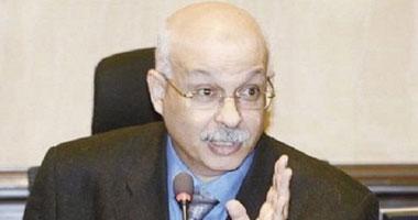 الدكتور سعد زغلول مساعد الوزير للطب العلاجي