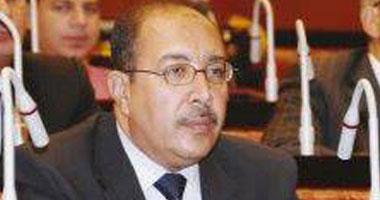 الدكتور أحمد البيلى محافظ الغربية