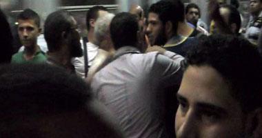 إصابة العشرات فى اشتباكات بين الإخوان ومتظاهرين بكفر الشيخ