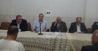 مؤتمر الإرادة المصرية بالقليوبية