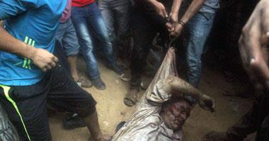 """قيادات الشيعة مذبحة """"أبو مسلم"""":"""