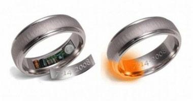 خاتم لتذكير بذكرى زواجك