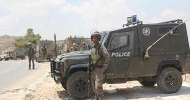 إصابة شابين برصاص الاحتلال الاسرائيلى فى نابلس