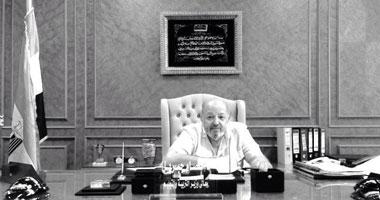 """محمد خان وزير تعليم فى """"إمبراطورية مين"""""""