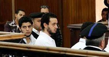 تجديد حبس أنس البلتاجى وشقيق معتز مطر وآخرين بالانضمام لجماعة إرهابية