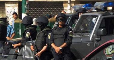 تواجدا مكثفا لرجال الشرطة بميدان التحرير